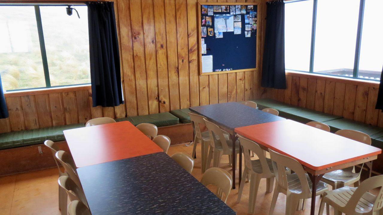 Lodge - Dining Room